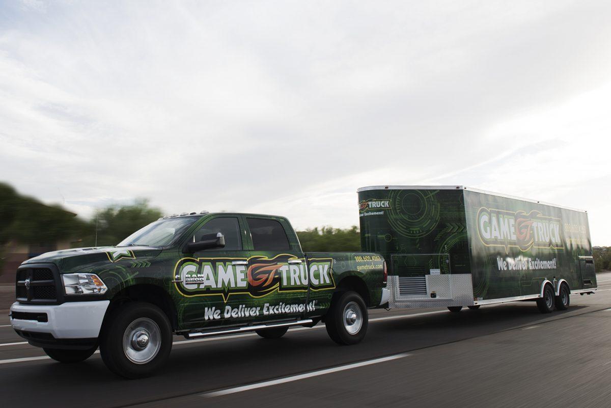 Gametruck rescue